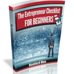 The Entrepreneur Checklist-for Beginners
