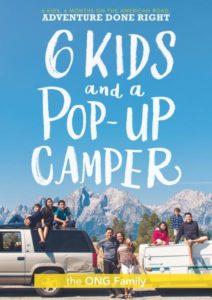 6 Kids and a Pop-up Camper Book Cover