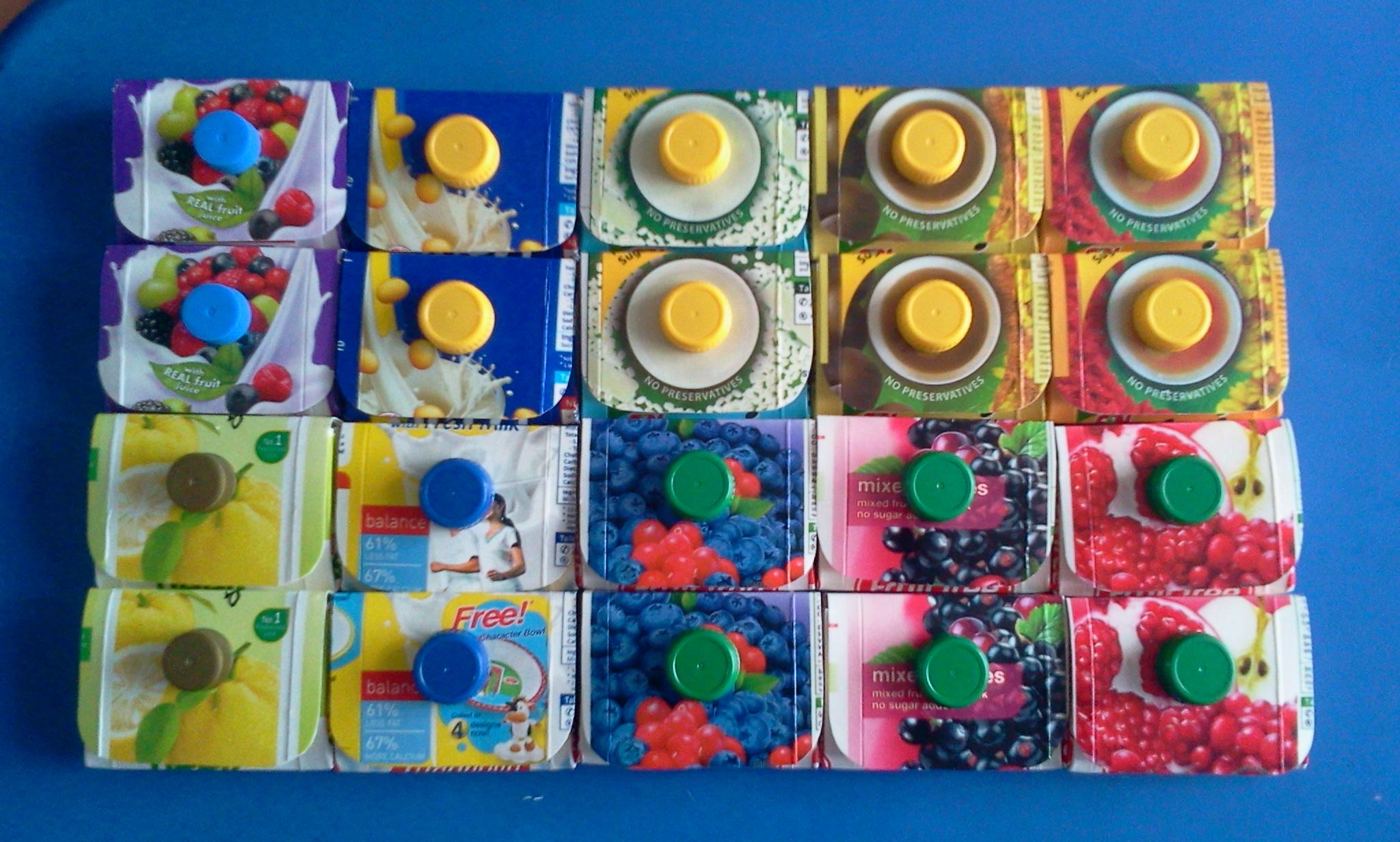 Carton Wallets Image