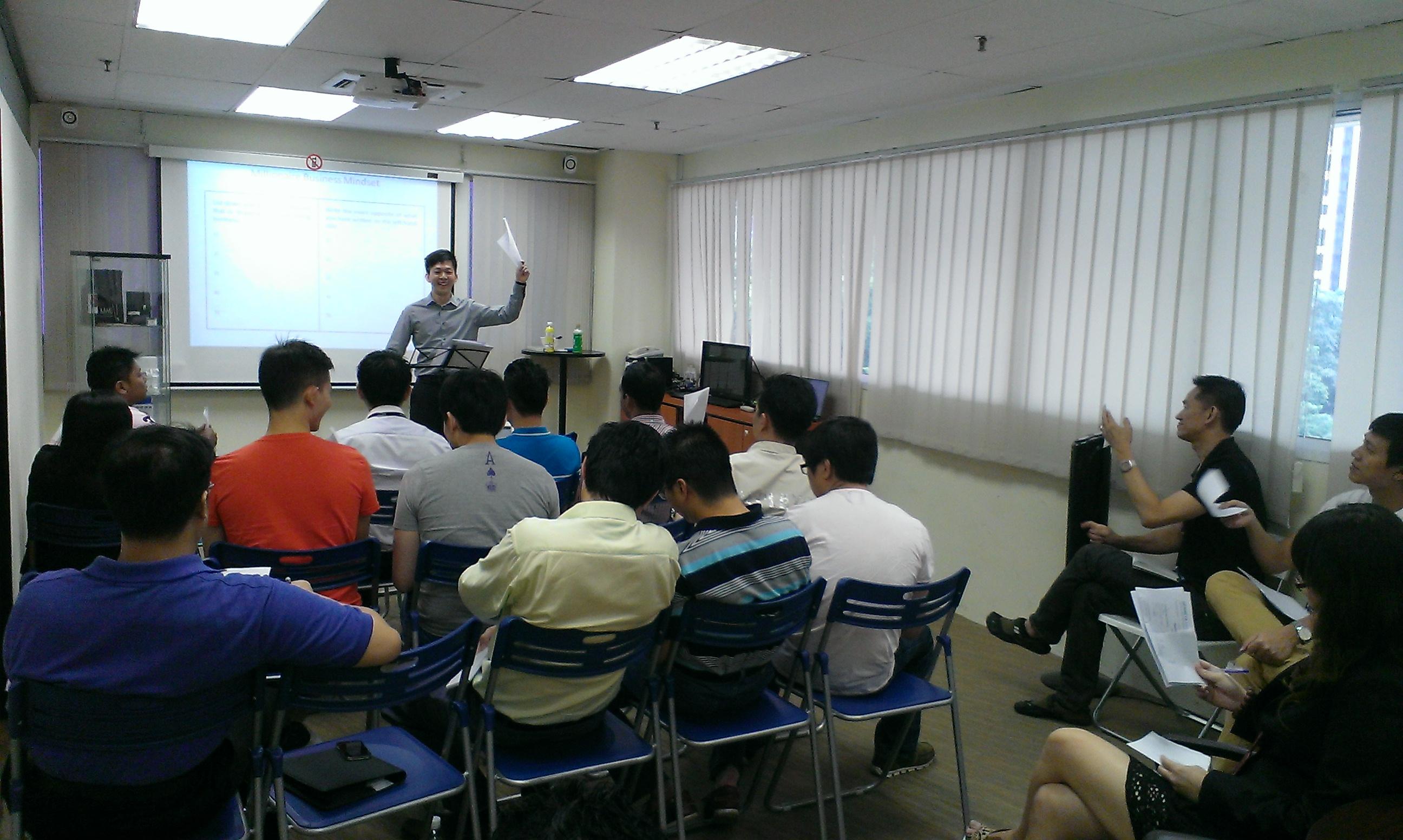 Ranford Entrepreneurship Training