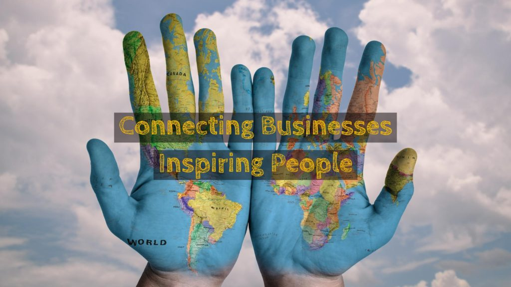 Connecting Businesses, Inspiring People